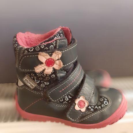 Zimoweocieplane buty r. 27 wkładka 17,5 cm