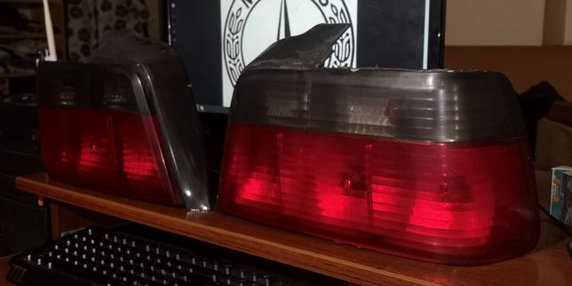 Lampy tuning bmw e36 sedan chaser look dymione