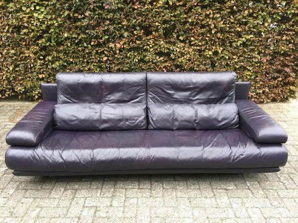Шкіряний диван преміум-класу Rolf Benz