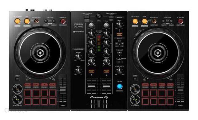 Pioneer DJ DDJ-400 praktycznie nowy