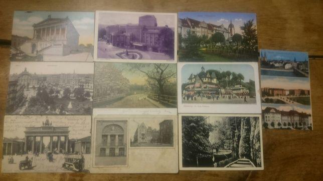 Kartki przedwojenne pocztowki