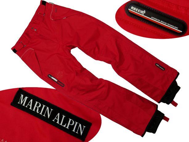 MARIN ALPIN Norweskie spodnie narciarskie system RECCO r L -70%