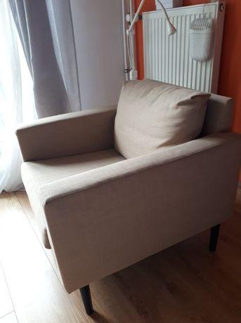 Krzesło sofa Ikea prawie nowy
