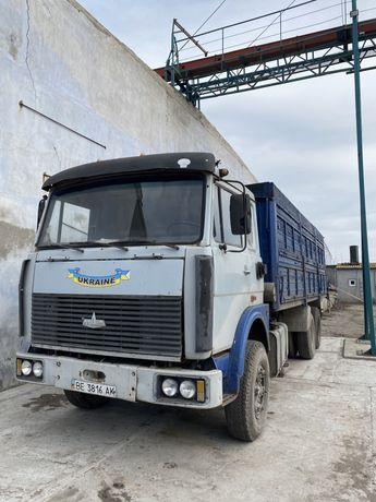 МАЗ 6303 1 на ходу v8