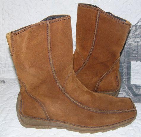 GABOR Jollys buty zimowe SKÓRA r.39