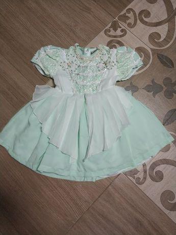 Платье нарядное 92-98р