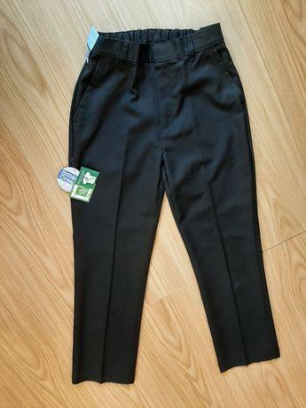 Школьные брюки на мальчика чёрные  SCHOOLWEAR  11 лет Размер 146