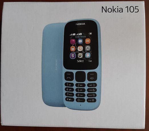 Продам телефон Nokia 105 на 2 sim карты