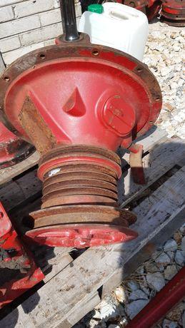 Dzwon silnika sprzęgło młocarni International 321, 431, 531, 541, 851