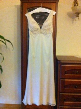 sukienka ślubna + buty