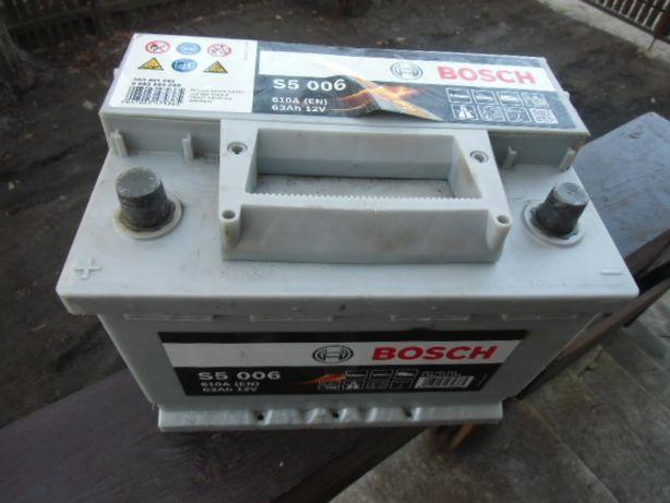 Akumulator BOSCH 12V 63Ah 610A