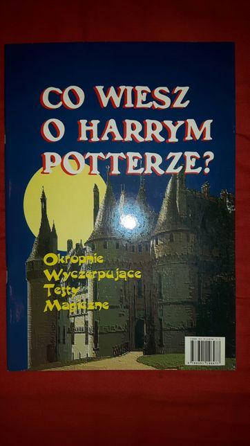Co wiesz o Harrym Potterze?