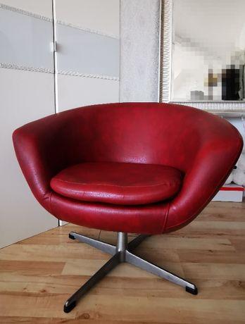 Niezwykły klubowy fotel z lat 60-tych,