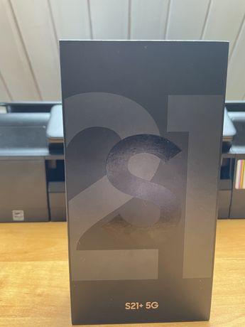 SAMSUNG GALAXY S21 PLUS 5G Phantom Black 128/8GB