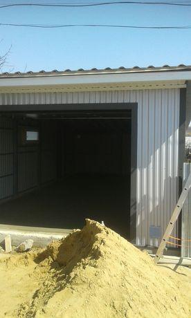 Виготовлення альтанок, гаражі