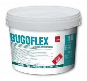 BUGOFLEX – Dyspersyjna, akrylowa farba elewacyjna