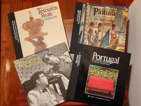 3 livros temáticos ctt