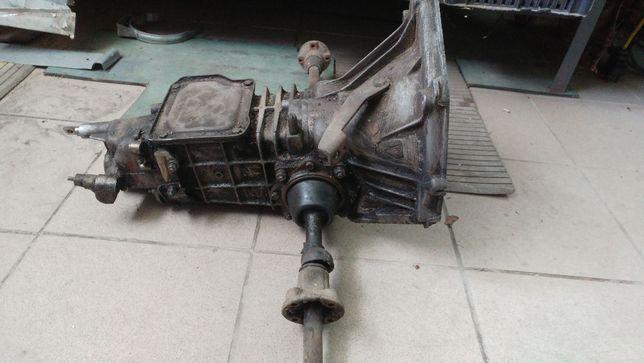 Skrzynia biegów Fiat 126p + przełącznik zespolony