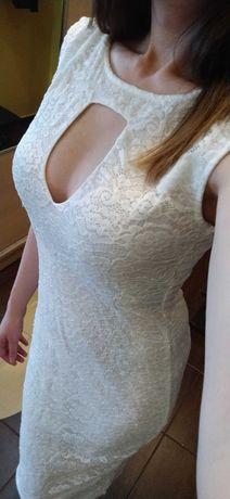 Elegancka letnia sukienka Emamoda Paris L