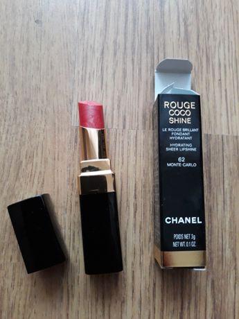 Chanel pomadka 62 monte carlo