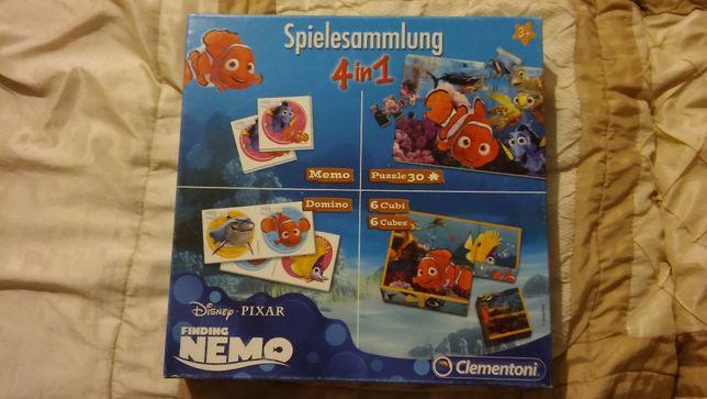 Gdzie jest Nemo zestaw edukacyjny 4w1