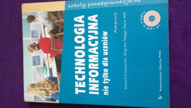 Podręcznik Technologia Informacyjna dla szkół ponadgimnazjalnych