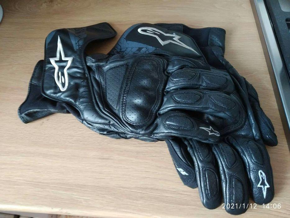 Мотоперчатки Alpinestars SP-8, розмір L Львов - изображение 1