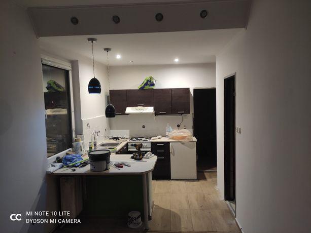 Mieszkanie własnościowe 2 pokoje aneks pierwsze piętro centrum !
