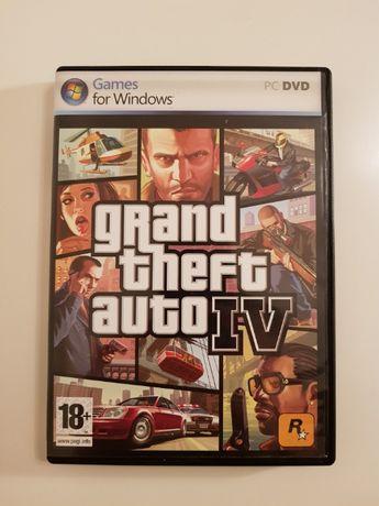 Grand Theft Auto IV PC wydanie premierowe ideał GTA 4
