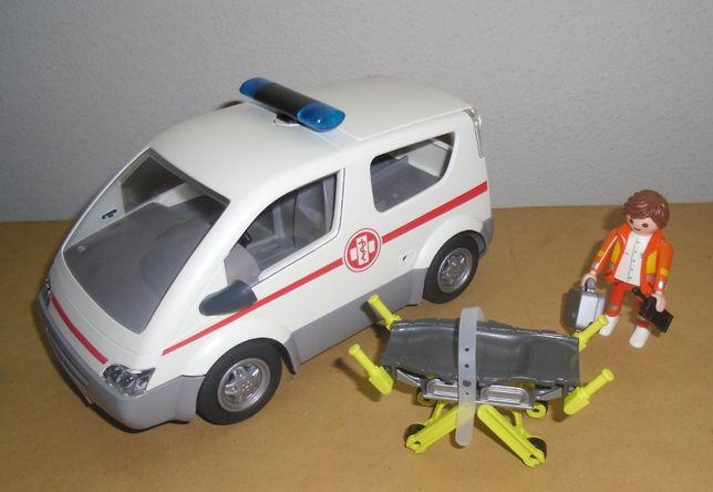 Ambulância Playmobil