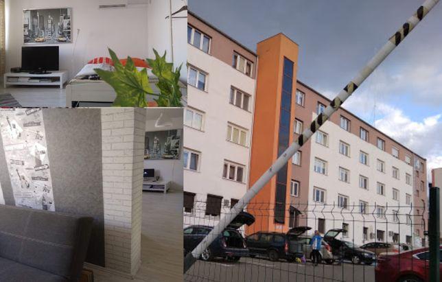 Wynajem Komfortowy Apartament Noclegi Tanio Płoxk Blisko Plaży Centrum