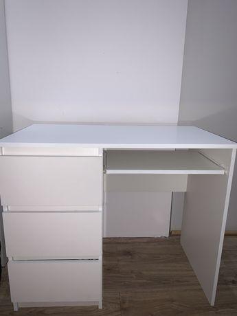 Białe biurko! Odbiór Skoczów