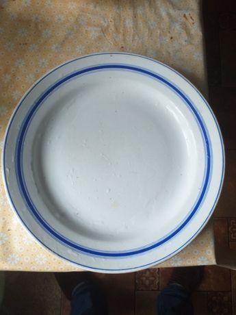 Тарелка, блюдо, времен СССР