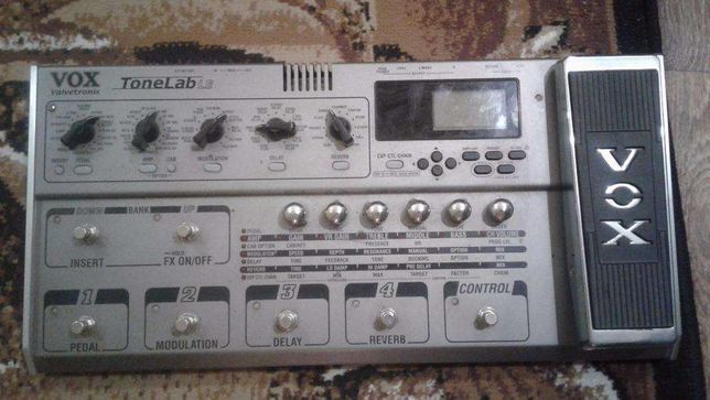 Продам VOX Tonelab LE