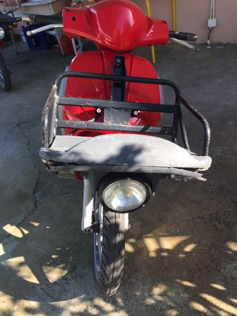 Scooter Piaggio Liberty 50cm3 - 4 tempos - ano 2007