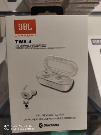 Słuchawki bezprzewodowe JBL Dotykowe z Powerbankiem!!