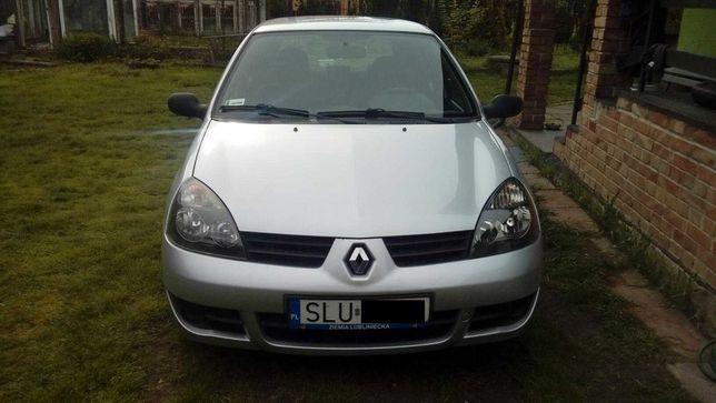 Sprzedam Renault Clio II Campus, 2009 rok, 1.2 benzyna, niski przebieg
