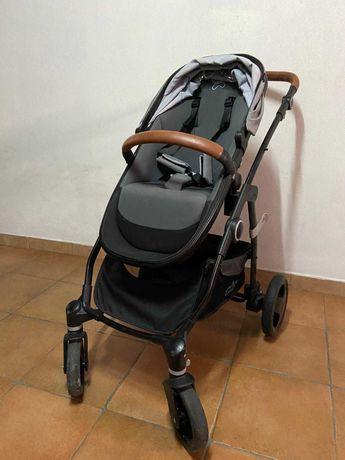 Vendo Trio bebé Marca CBX