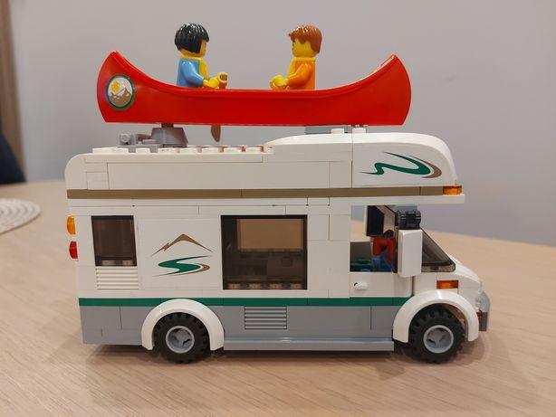 Lego City kamper