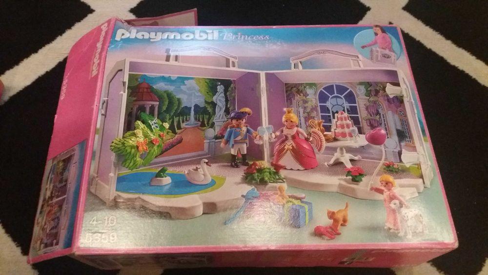 Playmobil 5359 urodziny ksiezniczki Szubin - image 1