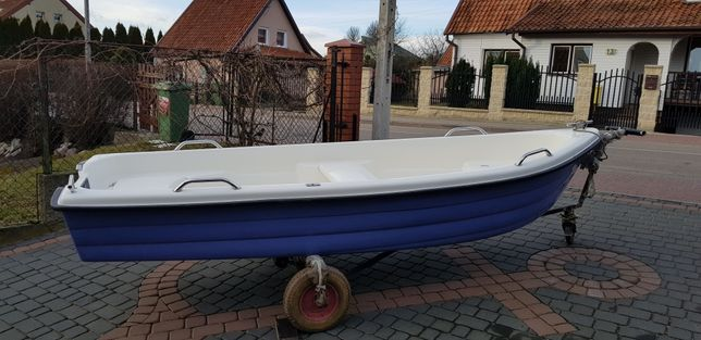 Łódka Mariner 2 Transport Cała Polska Antila Kętrzyn Mazury