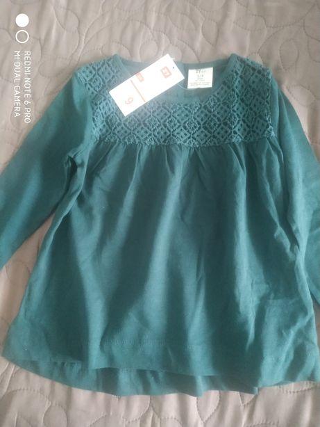 Кофта  блузка ZY girl