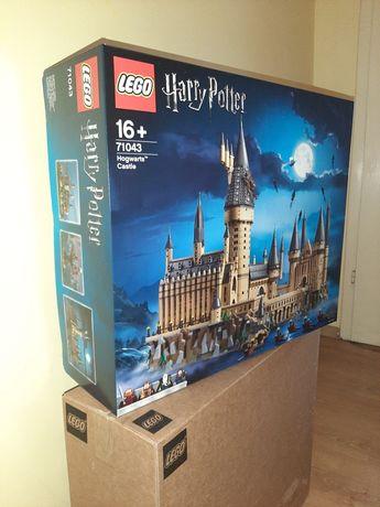 Акція нове  71043 LEGO Harry Potter Hogwarts оригінал лего З пломбами