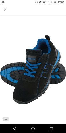 BRCHILE buty sportowe robocze z podnoskiem R 37