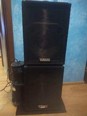 Концертные колонки Yamaha S12e