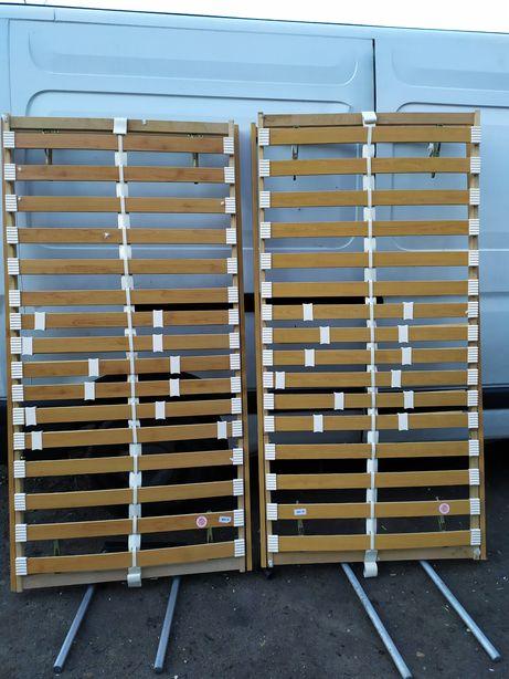 Stelaże regulowane do łóżka 100x200 2szt