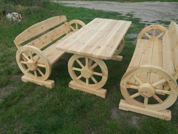 Meble ogrodowe , ławki , stoły, PRODUCENT