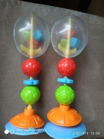 """Игрушка для стульчика """"Шарики"""""""