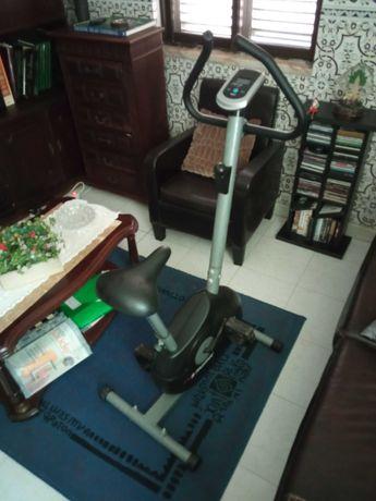 Bicicleta estatica para exercicio fisico