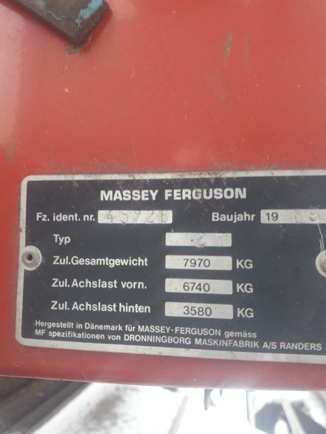 Massey Ferguson 27